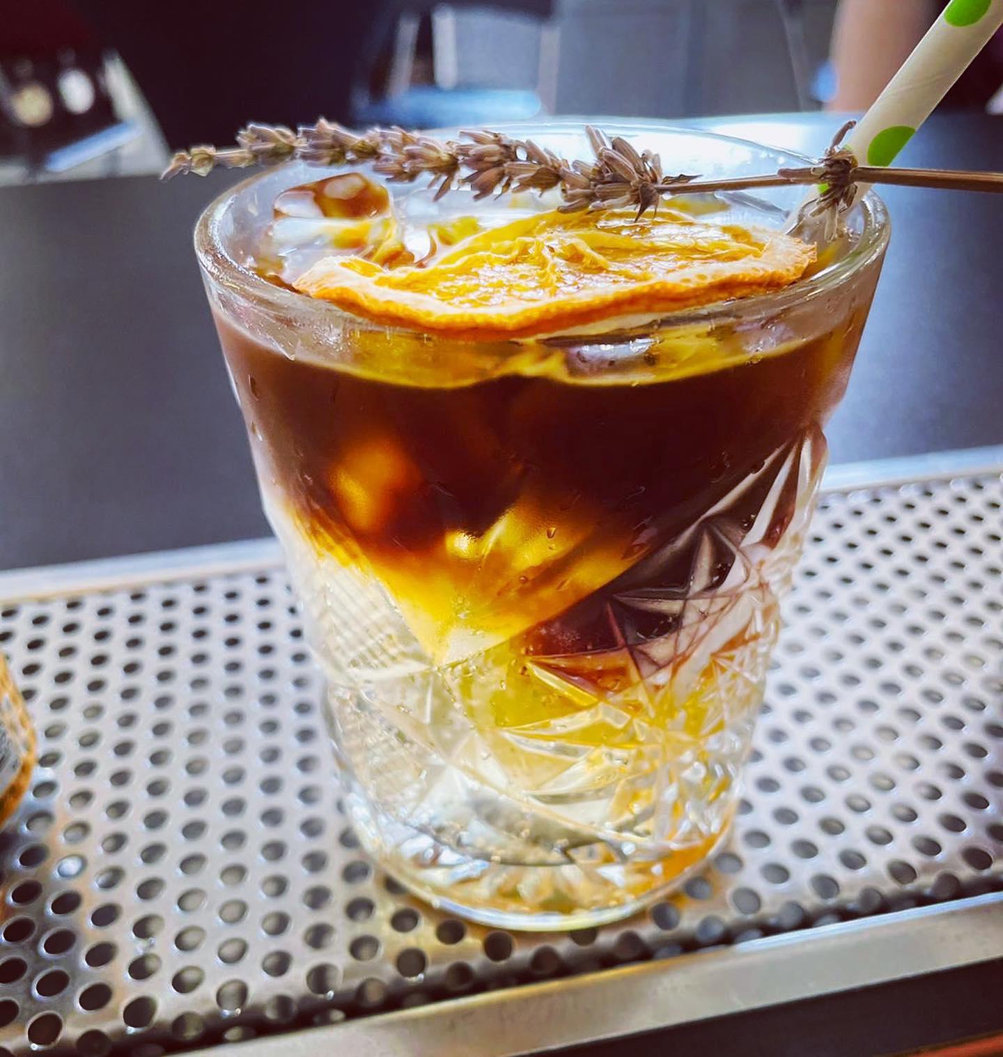 Latte Art baristicky kurz ☕️